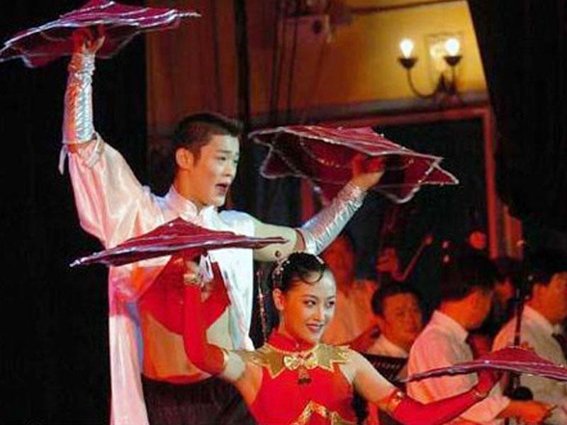 刘老根大舞台工程案例