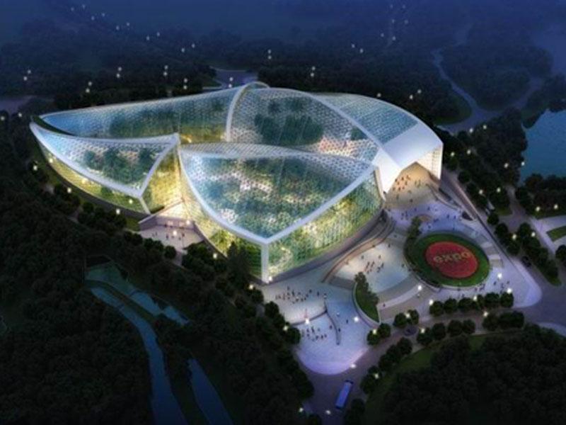 2014世界园艺博览会花落青岛
