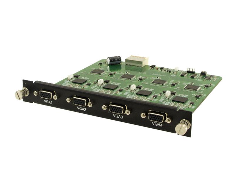 DMIX  DV-HCI-2DVI/2VGA  2路DVI输入2路VGA输入板卡接口