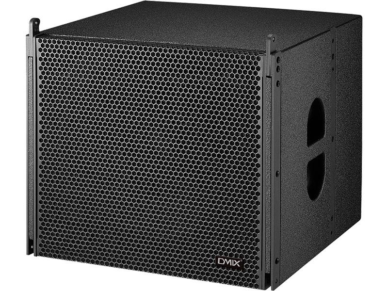 DMIX   SLB 115  15寸无源线阵低音