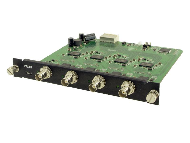 DMIX  DV-HCI-4VIDEO  4路VIDEO(CVBS)输入板卡接口