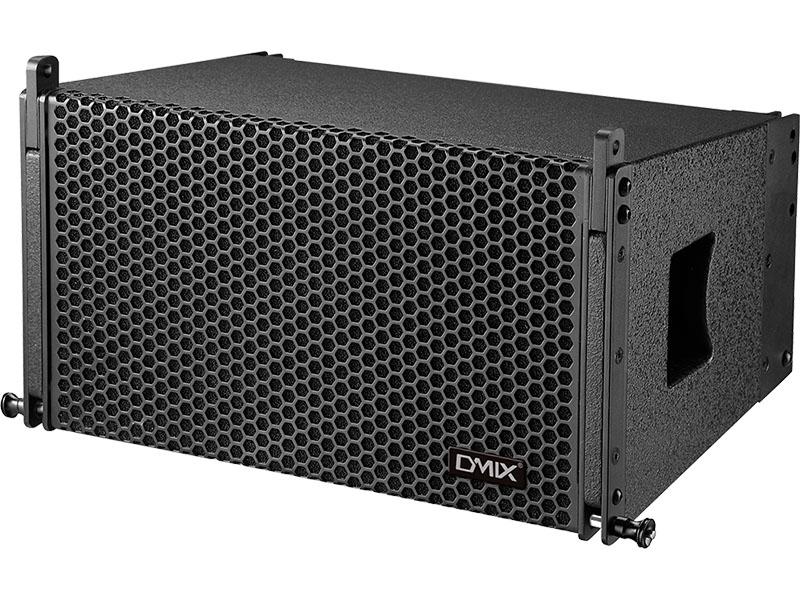 DMIX   SLA 110  单10寸线阵扬声器