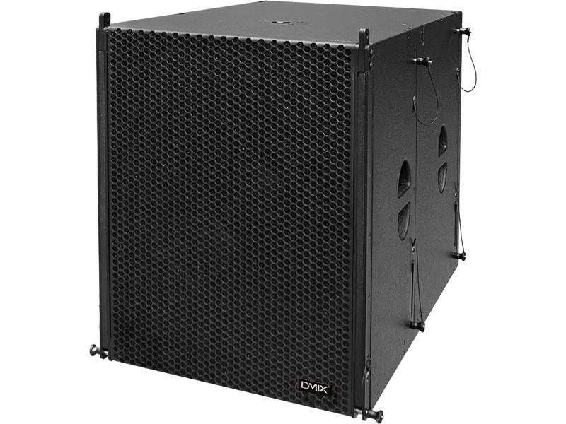 DMIX   SLB 118a  18寸有源线阵低音