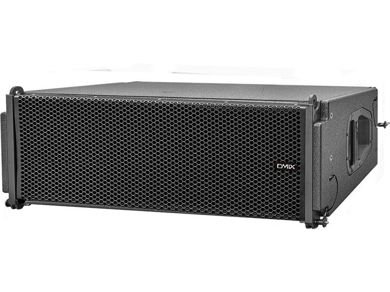DMIX   PLA 208  双8寸全天候线阵列扬声器