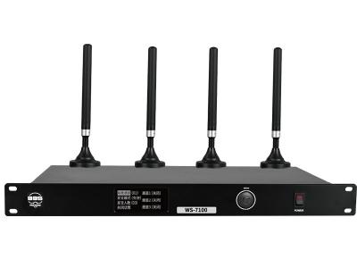 WS-7100 1拖128无线会议系统