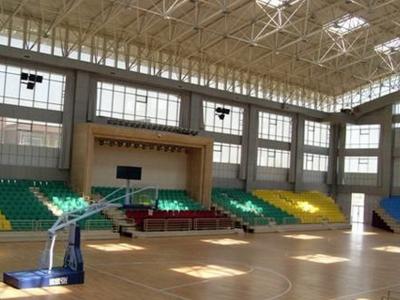 潍坊一中体育馆