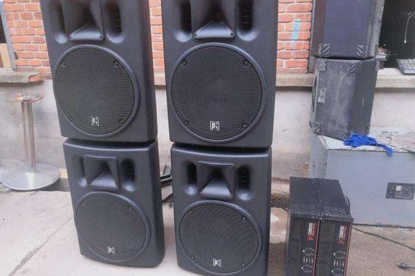 ktv音响设备怎样进行调音