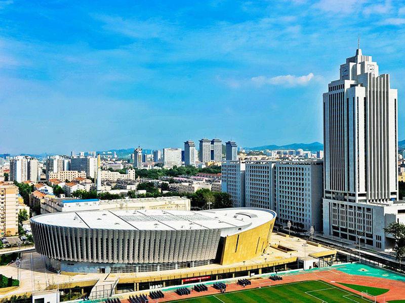 山东大学综合体育馆扩声系统设计