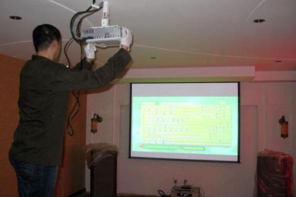 音视频投影仪