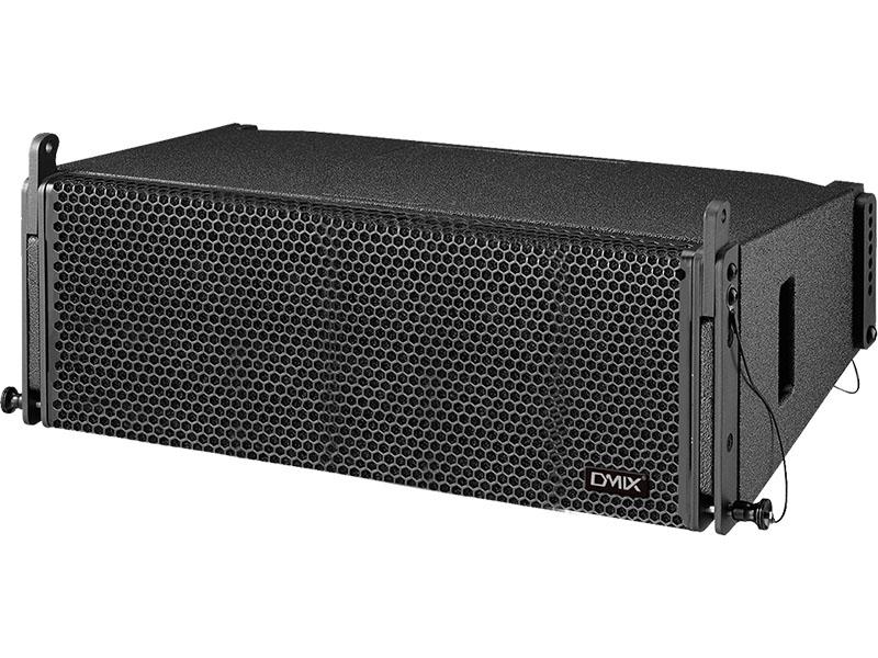 DMIX   SLA 206  双6寸线阵列扬声器