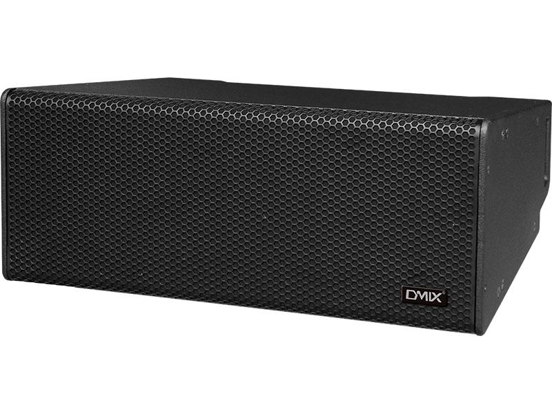 DMIX   MLA 210a  双10寸有源线阵列扬声器