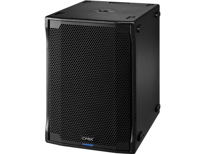 DMIX CA-15SUB  15寸有源超低频音箱