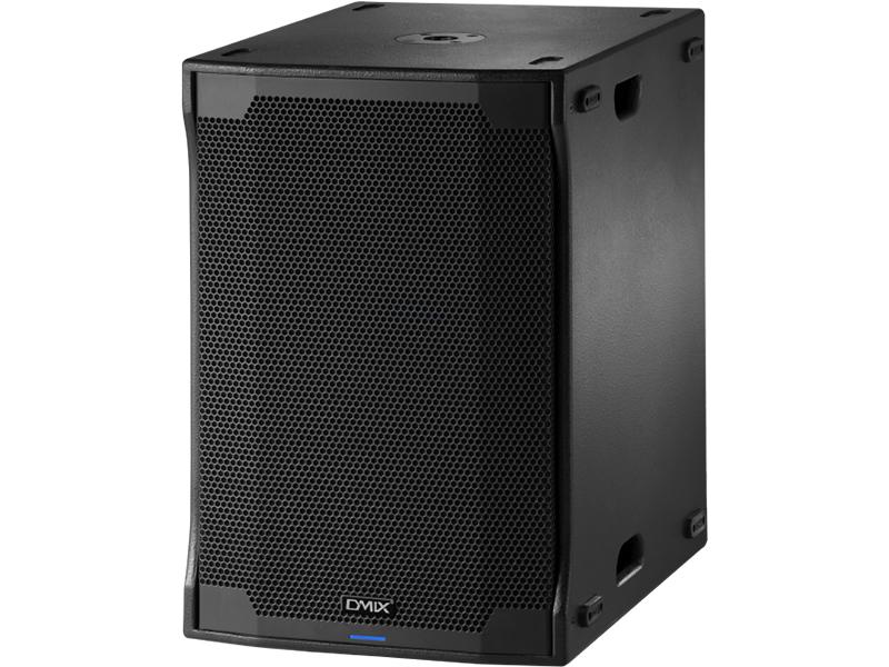 DMIX  CNET-6D  6.5寸有源两分频音箱