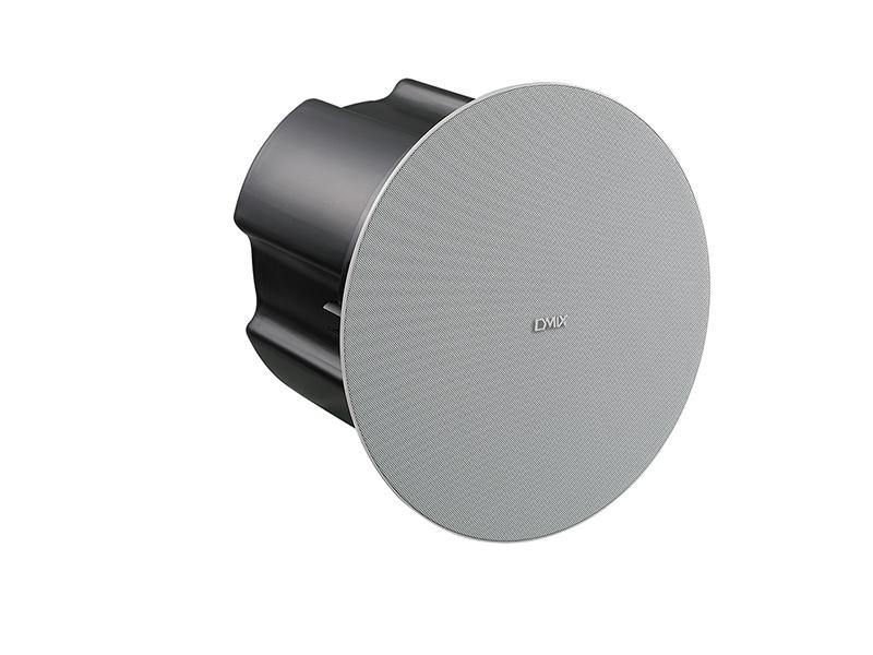 DMIX  CS-6D  6寸Dante带PoE全频吸顶扬声器